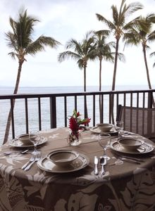 Photo for Paradise..Million Dollar View From Oceanfront Lanai!