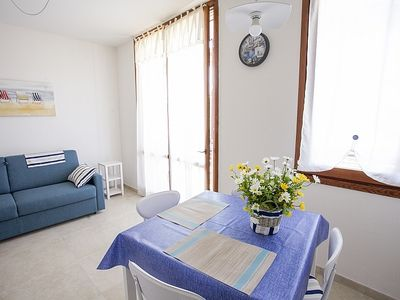 Photo for New, modern and comfortable Studio apartment in Portoferraio with balcony
