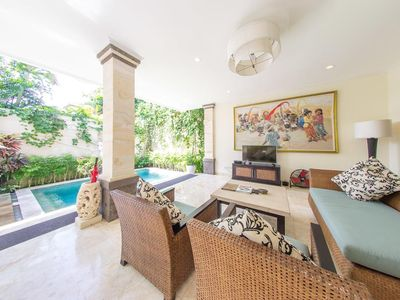 Photo for 1 Bedroom Romantic Villa, Luxury with Private Pool