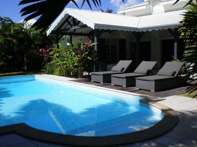 Photo for VILLA SAVANNAH GUADELOUPE Private Pool From 199 € / night
