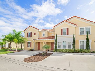 Photo for Amazing 5 Bedroom Solterra Townhome Close To Disney