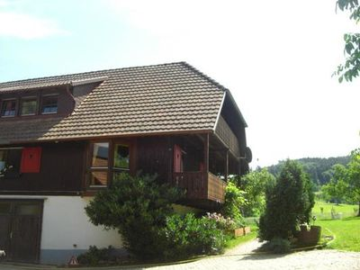 Photo for Apartment Zell am Harmersbach for 4 persons with 2 bedrooms - farmhouse