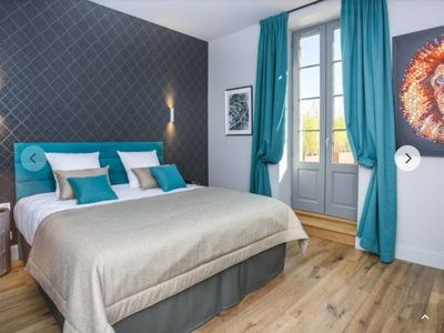 Photo for Classic room of the Castel 4 clos