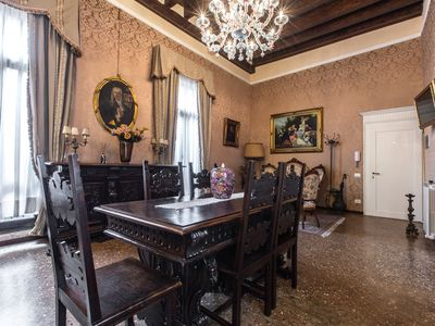 Photo for Casa Valier, your dream home in the heart of Venice