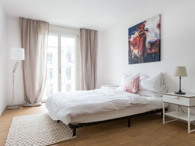 Photo for *HIGH END APARTMENT* *FITS 4 PEOPLE* in a cute village near to Zurich and Airpor