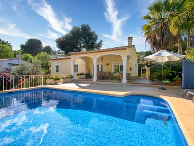 Photo for Vacation home Eucaliptus in Jávea/Xàbia - 8 persons, 4 bedrooms