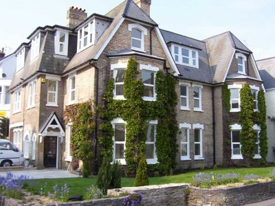 Photo for BOURNECOAST: CENTRAL LOCATED WEST CLIFF APARTMENT CLOSE TO BEACHES & BIC -FM1703