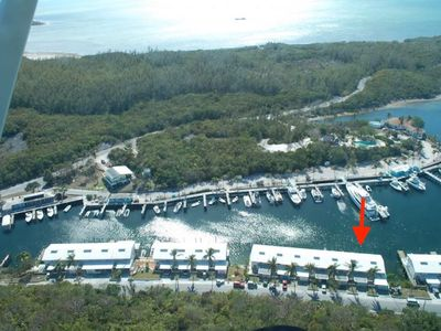 Photo for 2BR Townhome Vacation Rental in Great Harbour Cay, Berry Islands