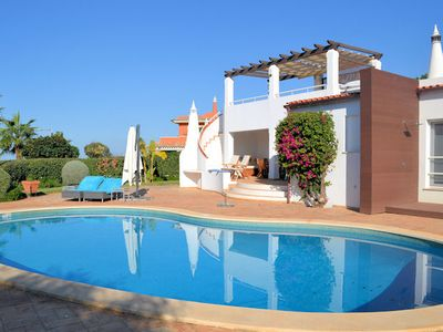 Photo for Villa Golfemar is a wonderful three bedroom villa in a very prestigious location - overlooking the g