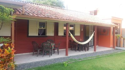 Photo for Cozy guesthouse 5 min walk from the beach