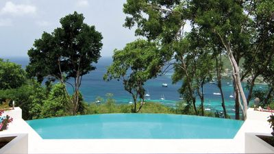 Photo for Spectacular New Rental Villa With Panoramic Sea & Sunset Views