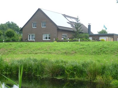 Photo for Pure relaxation in our apartment in southern East Frisia