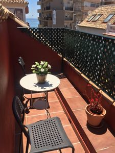 Photo for Penthouse Next To The Maritimo Promenade Of Fuengirola Wifi, Air Conditioning.
