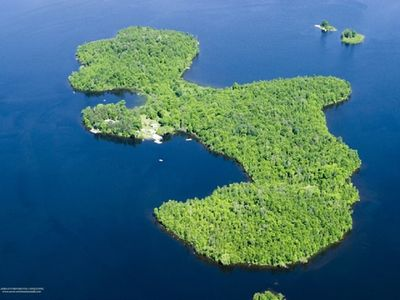 Photo for 45 Acre Private Island! Sleeps 20!