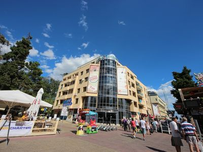 Photo for Midia Apartments - Onebedroom apartment in the centre of Sunny Beach