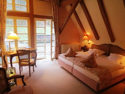 Photo for Comfort Room - The Schafhof Amorbach - Country Hotel and Restaurants