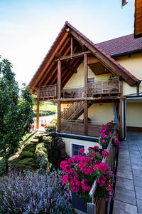 Photo for Idyllic vacation u. Fair apartment in the Schwabachtal