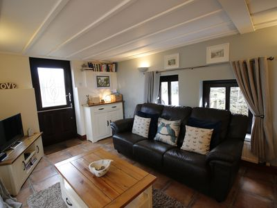 Photo for Cosy Converted Barn On The Edge Of The Lake District