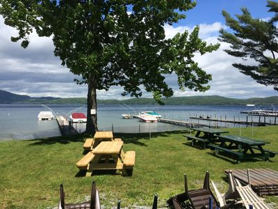 3BR Cottage Vacation Rental in Hague, New York #2469283