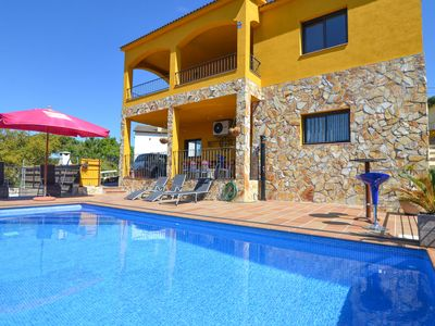 Photo for Club Villamar - Nice house with private pool  a wonderful place for family holidays