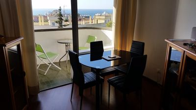 Photo for Sunny Top Floor Air-conditioned Apartment With Fantastic Seaviews and  Wifi