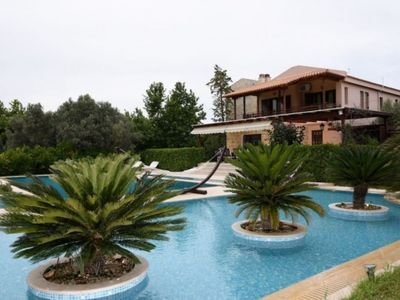 Photo for 490m² homm villa in Pikermi, close to the Airport