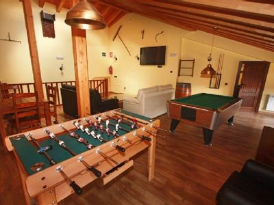 Photo for 11BR Cottage Vacation Rental in Baños de Valdearados, Burgos