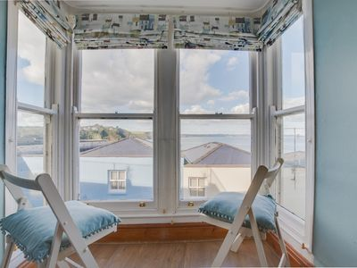 Photo for Gower House is a lovely apartment set within the historic walls of Tenby and its very own museum. Th