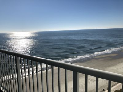 Photo for Seawatch 2BR/2BA North Tower Oceanfront Condo - Great Rates!