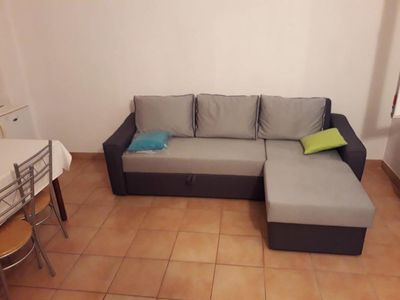 Photo for One bedroom apartment with terrace Bilice (Krka)