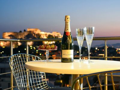 """Photo for Majestic Penthouse in the heart of Athens """"Plaka"""""""