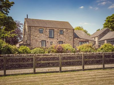 Photo for Beautiful 5 Bedroomed Barn Conversion set within 22 acres