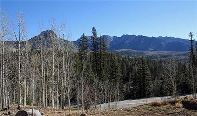 Photo for Ski Studio - Queen bed, kitchenette, wood burining fireplace - Needle Mountain Views!