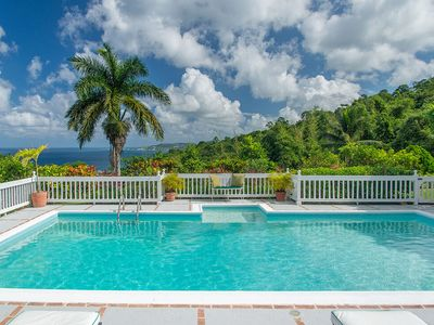Own Chef! Housekeepers! Pool! Staff! AWESOME VIEWS! Family Friendly! Near Beach!Blue Heaven3