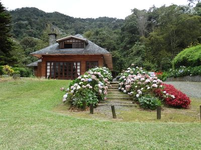 Photo for LAS MERCEDES.-Large Chalet in the Mountain Forests. Beautiful  surroundings