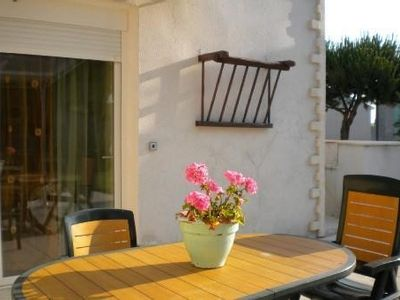 Photo for Maisonette cozy for 4 people 20 km from Royan