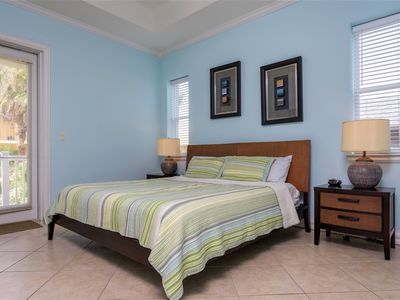 Photo for Comfortable, family-friendly condo w/ shared pool - steps to beach, dogs OK!