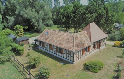 Photo for Between Villereal and Castillonnes, near the Dordogne, the lodging of Lasplaces