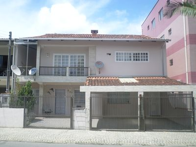 Photo for Great 4 Bedroom Townhouse with AC on the Main Beach of Enseada, Internet and SKY