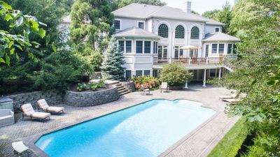 Photo for New Listing: Grand Estate on 2 Acres, 5,800' 5BR Near Napeague Bay & Town w/ Gardens & Heated Pool