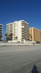Photo for Direct Beach Access, Updated 2BR/2BA Condo, 3 HDTV'S, NON SMOKING! FREE WIFI!