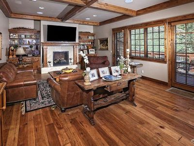 Photo for Beautiful Luxury Mountain Retreat, Great For Large Groups Or Families