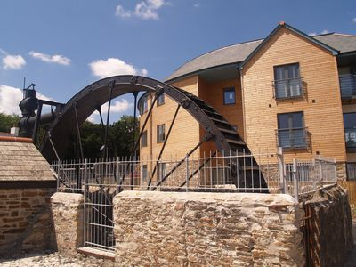 Photo for The Waterwheel Apartment is situated in Charlestown - A World Heritage Site