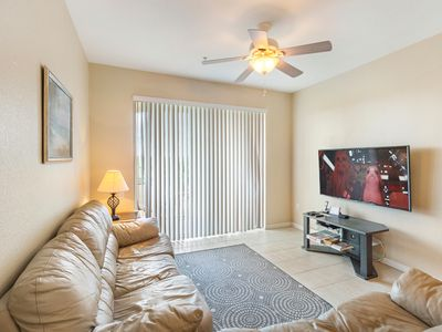 Photo for Charming 3rd Floor Condo Located in Bldg 8, Overlooking a Lake, Pool & Clubhouse