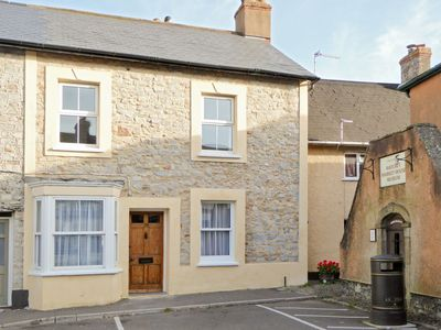 Photo for 4 bedroom property in Watchet. Pet friendly.