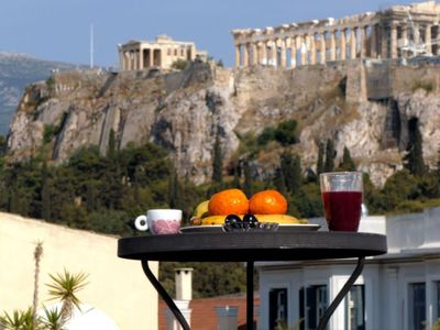 Photo for Happy place at the foot of Acropolis.