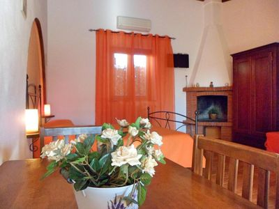 Photo for Holiday apartment Montalto di Castro for 2 - 3 persons with 1 bedroom - Penthouse holiday apartment
