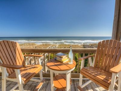 Photo for Oceanfront Dog Friendly Home