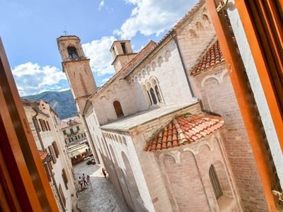 Stay in the Heart of Old Town, Kotor