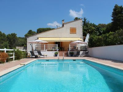 Photo for Mougins,Villa.  Cote D'Azur France.  Peaceful setting with beautiful views